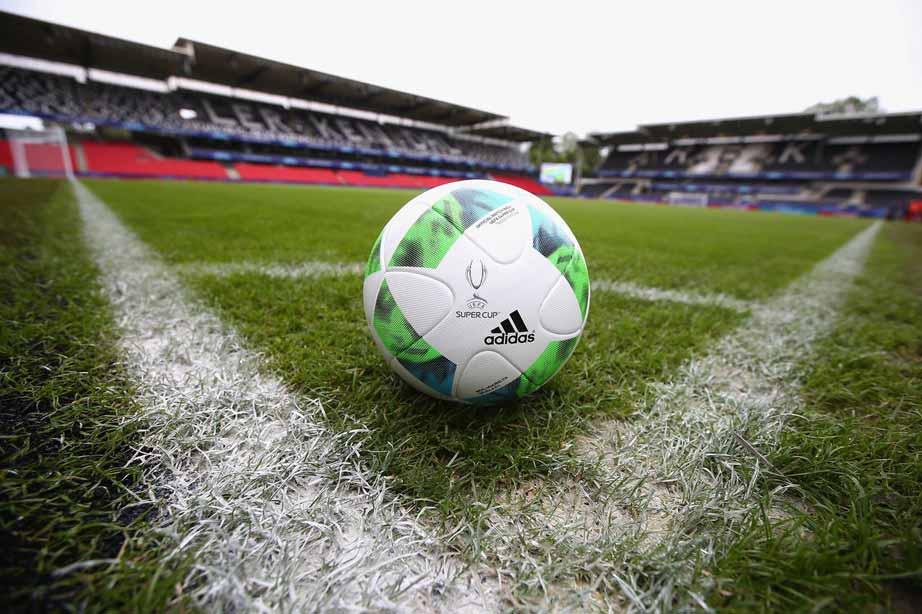 Официальный мяч Суперкубка УЕФА 2016 (Adidas UEFA Super Cup 2016).