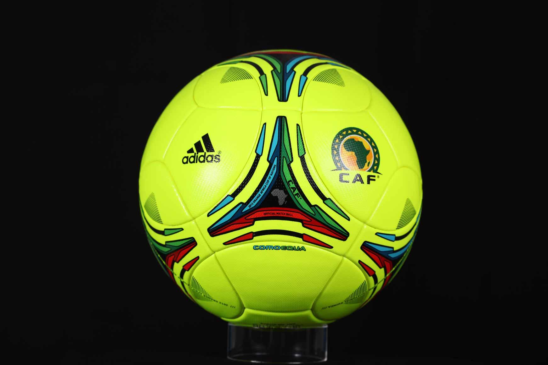 Мяч CAF 2012 Comoequa
