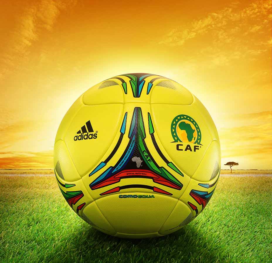 Мяч КАФ 2012 Comoequa