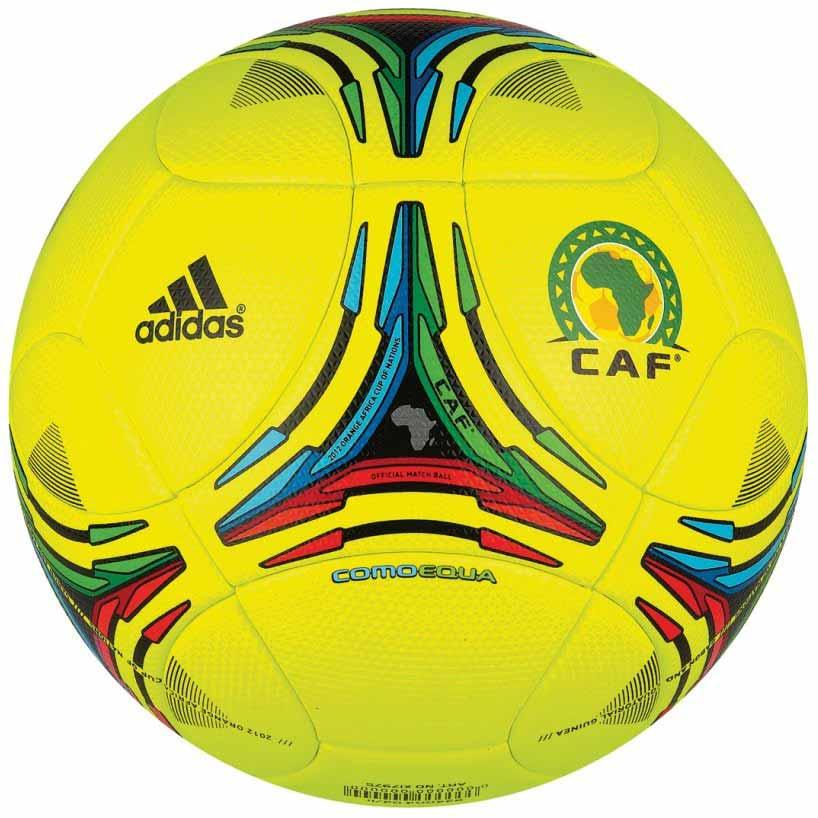 Официальный мяч Кубка Африканских Наций 2012 — Comoequa