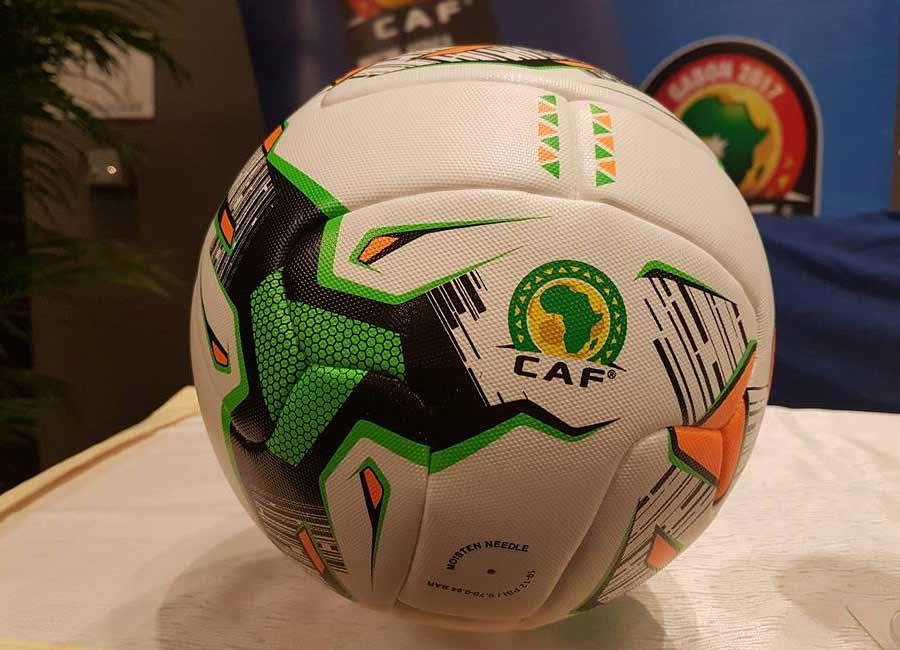 Официальный мяч Кубка Африканских Наций 2017 — CAF Mitre Delta Hyperseam