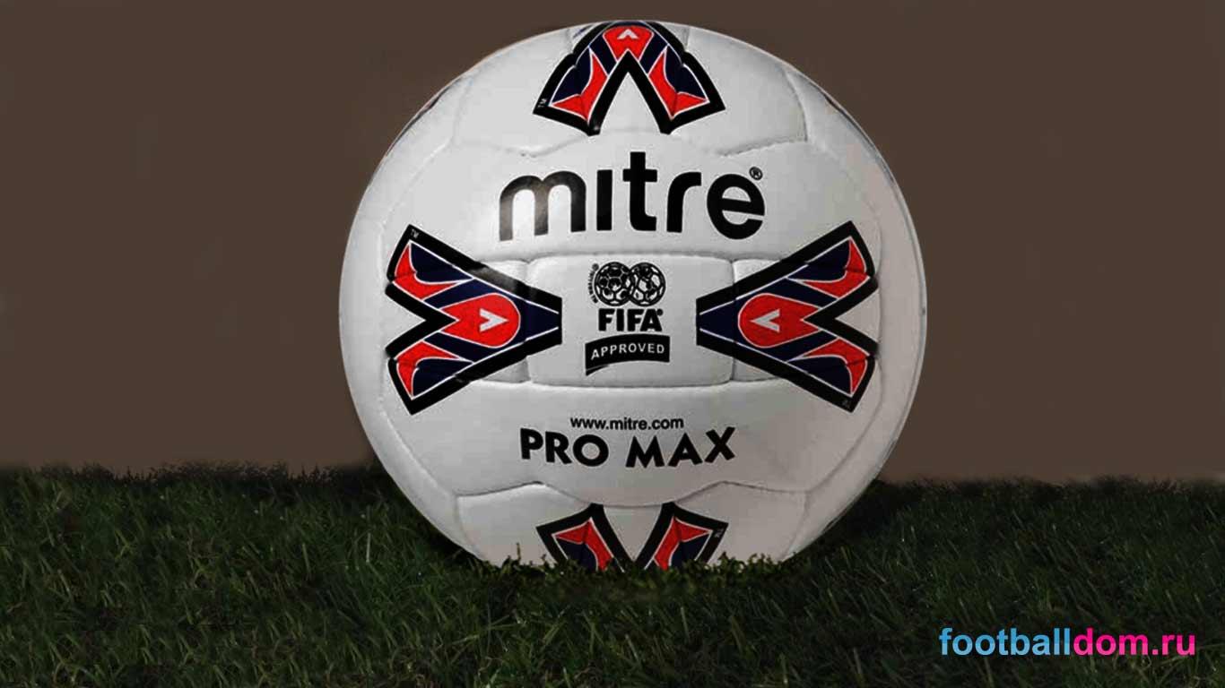 MITRE PRO MAX Английской премьер лиги 90х