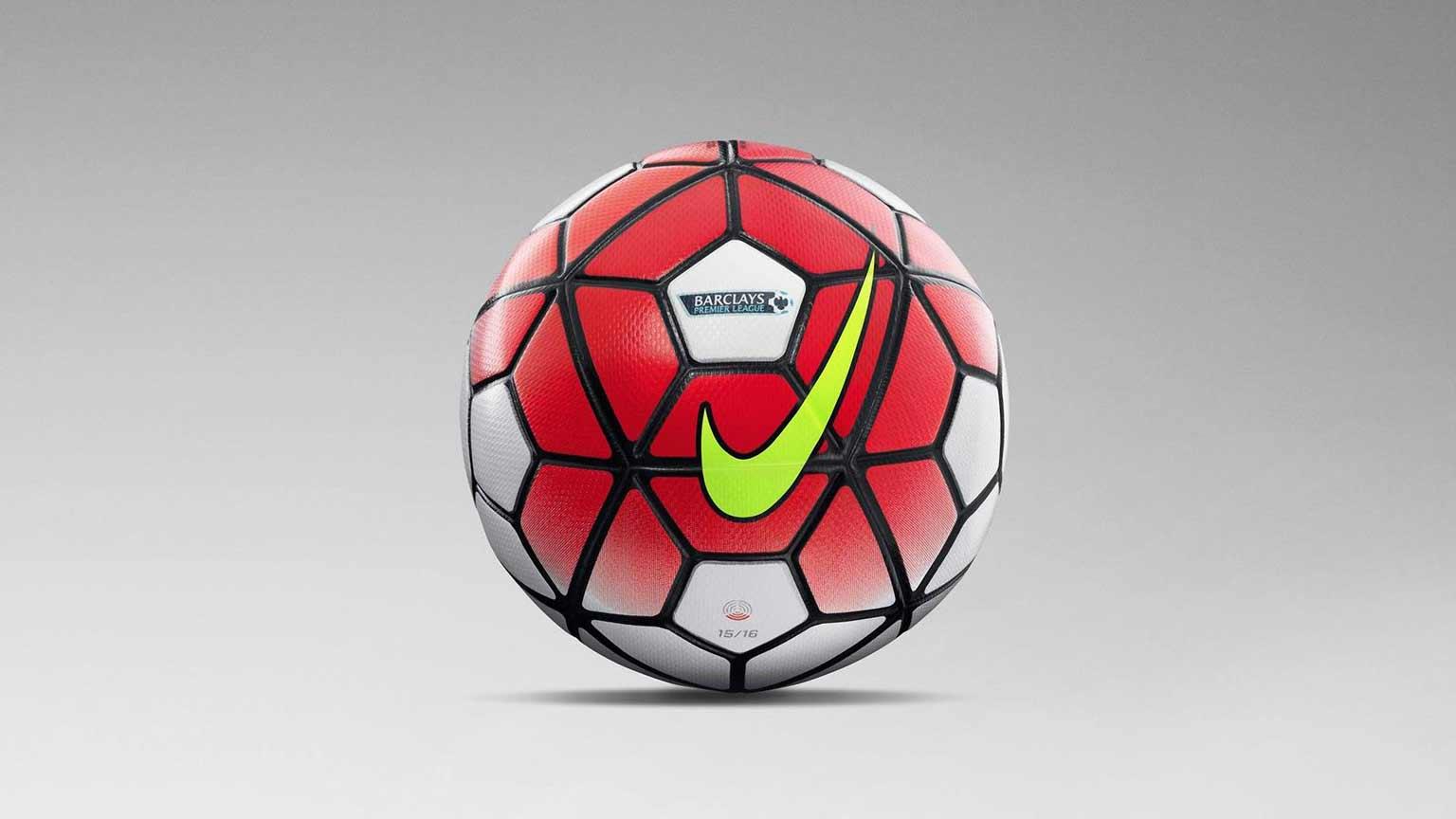 Официальный мяч Английской премьер Лиги сезона 2015-2016 — Nike Ordem 3