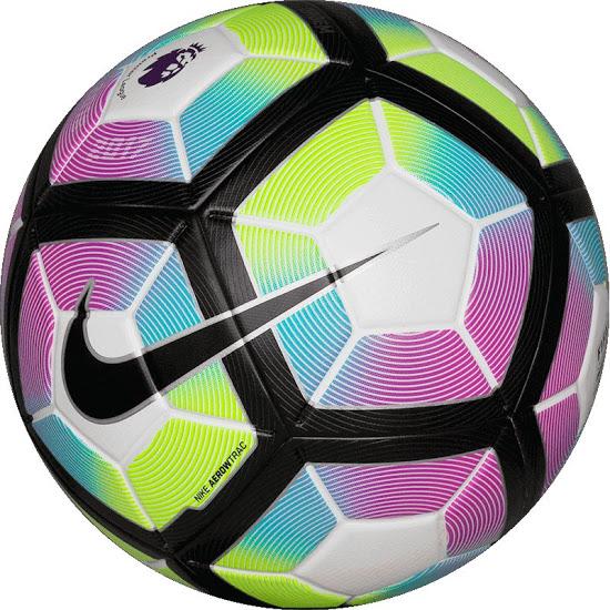 Официальный мяч Английской премьер Лиги сезона 2016-2017 — Nike Ordem 4