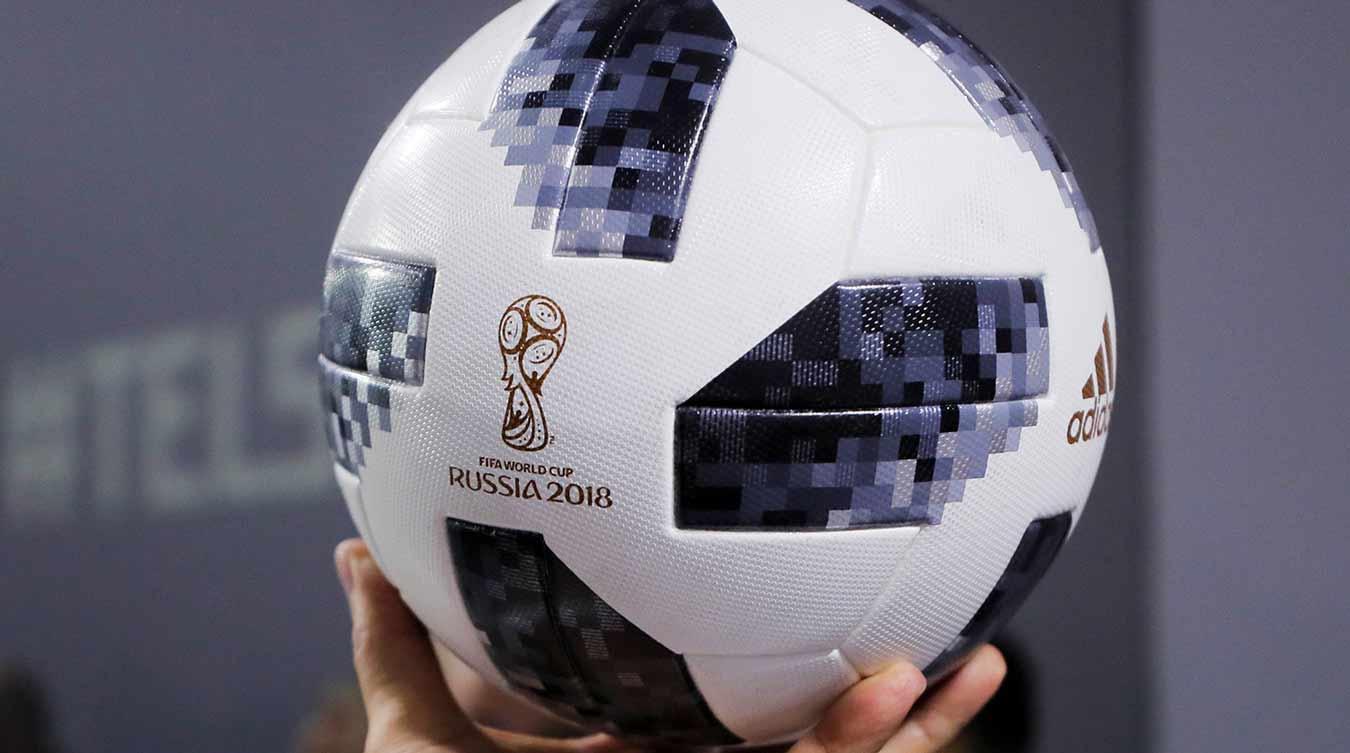 Чемпионат мира 2018 мяч
