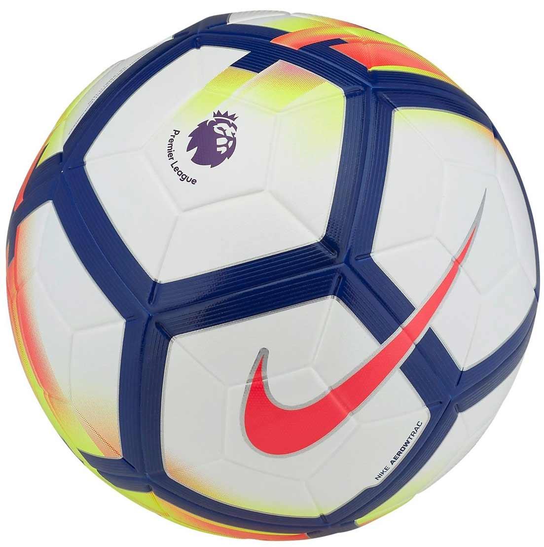 Официальный мяч Английской премьер Лиги сезона 2017-2018 — Nike Ordem 5